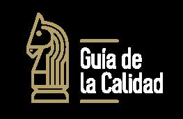 Logo Guía de la Calidad b/n